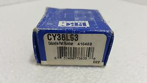 *NEW*RBC CY36L93 ,Without Stud Sealed Crowned Outer Ring Cam Follower CY-36-L 93