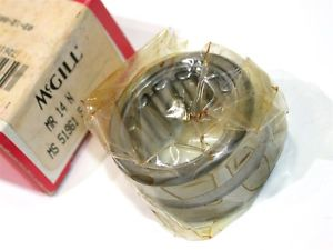 """UP TO 6 NEW MCGILL CAMROL ROLLER BEARINGS 7/8"""" ID, 1-3/8"""" OD, 3/4"""" Width MR 14N"""