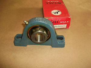 McGill Nyla-K Mounted Bearing CL-25-1 1/4 NEW IN BOX