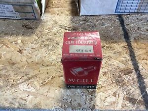 McGill Camrol, cam follower, #CF 2-1/4, boxes are rough, NOS, 30 day warranty