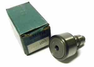NEW ACCURATE BUSHING CO. / SMITH FM-100 CAMFOLLOWER (2 AVAILABLE)