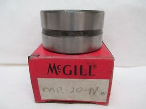 NEW MCGILL CAGEROL NEEDLE BEARING MR-20-N MR20N MS 51961-14 MS5196114