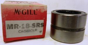 McGILL PRECISION BEARING MR-18-SRS