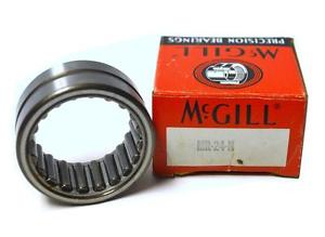 "NEW MCGILL MR-24-N NEEDLE ROLLER BEARING 1-1/2"" X 2-1/16"" X 1"""