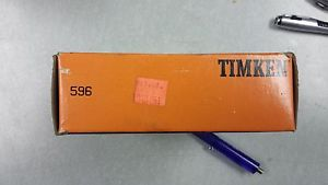 596 Timken Tapered Roller Bearing Cone