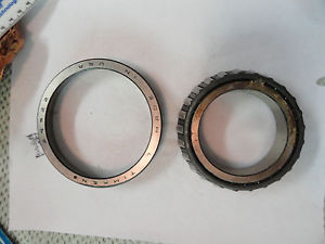 Timken 29588 / 29522 Compatible Cup and Cone Bearings
