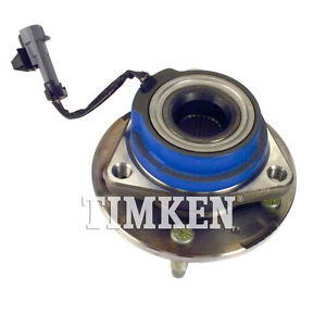 Wheel Bearing & Hub Assembly fits 2005-2011 Cadillac STS TIMKEN