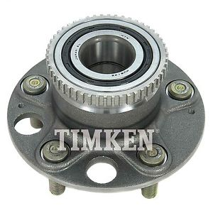 Wheel Bearing and Hub Assembly Rear TIMKEN 512124