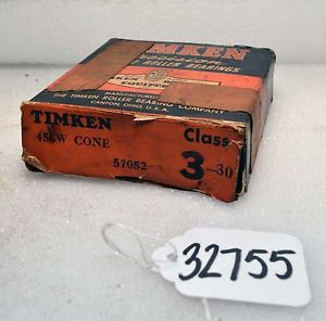 Timken 456W Precision Tapered Roller Bearing (Inv.32755)