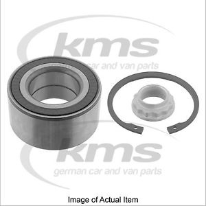 WHEEL BEARING KIT BMW Z4 Coupe M E86 3.2L – 338 BHP Top German Quality