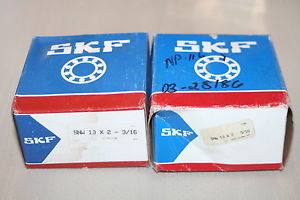 """(Lot of 2) SKF SNW 13 X 2-3/16 Bearing Adapter 2-3/16"""" * New *"""