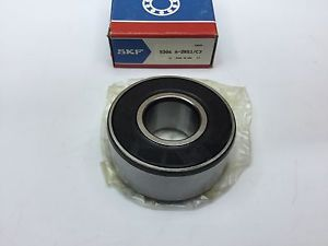 """SKF 5306A-2RS1/C3 ANGULAR CONTACT BEARING 72MM X 30MM X 1-3/16"""" NEW IN BOX"""