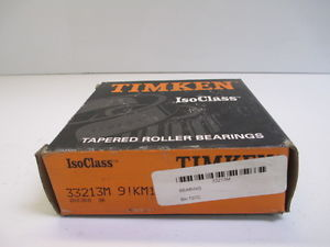 TIMKEN 33213M TAPERED ROLLER BEARING ISO CLASS MANUFACTURING CONSTRUCTION NEW