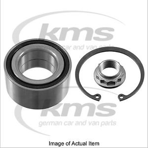 WHEEL BEARING KIT BMW 3 Series Saloon 325i E46 2.5L – 192 BHP Top German Quality