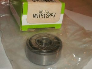 INA NATR12PPX CAM FOLLOWER BEARING