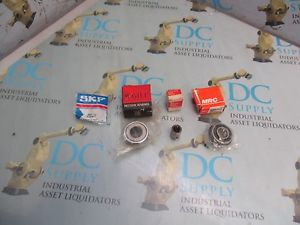 THOMSON MRC SKF MCGILL A61014 488502 6072Z 03-0850-97 BEARINGS LOT OF 4 NEW