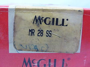McGill MR-28-SS 1-3/4×2-5/16×1-1/4 Inch Caged Bearing ! NEW !