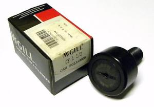 "NEW IN BOX MCGILL CF-1-1/2 BEARING CAMROL 1-1/2"" DIAMETER (2 AVAILABLE)"