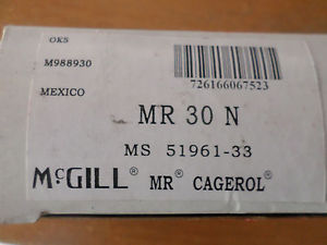 Mc Gill Precisiopn Bearing MR-30-N (MS 51961-33)