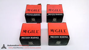 MCGILL MR22 – PACK OF 4 – NEEDLE ROLLER BEARING 1-3/8×1-7/8×1-1/4, NEW #216220
