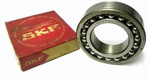 NEW SKF 2213 J BALL BEARING 65 MM X 120 MM X 31 MM (2 AVAILABLE)