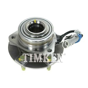 Wheel Bearing and Hub Assembly Front TIMKEN 513189