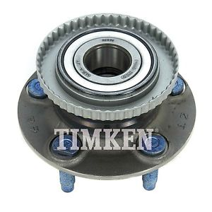 Wheel Bearing and Hub Assembly Rear TIMKEN 512107