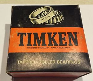 """New NOS Timken 563D Double Cup Bearing Tapered Race 565 """"Made in USA"""" Industrial"""