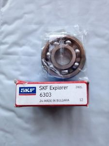 1 New sealed in box SKF 6303 C3 Open No Seals ball bearings 6303C3 * USA ship *