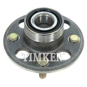 Wheel Bearing and Hub Assembly Rear TIMKEN 513035
