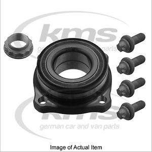 WHEEL BEARING KIT BMW 5 Series Saloon 523i F10 3.0L – 201 BHP Top German Quality