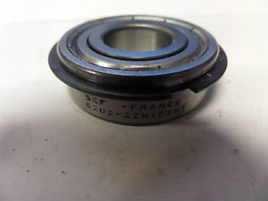 SKF Bearing with Snap Ring 6202-2ZN/C3HT 62022ZNC3HT New
