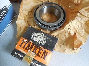 Two NEW Timken 560 Taperd Roller Bearing Cone – TWO NEW – Same Day Shipping!