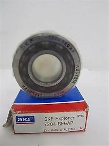SKF 7204 BEGAP, Radial Ball Bearing