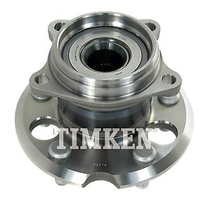 Wheel Bearing & Hub Assembly fits 2001-2005 Toyota RAV4 TIMKEN