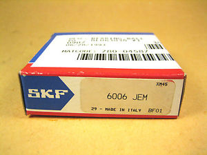 SKF – 6006 JEM – Ball Bearing