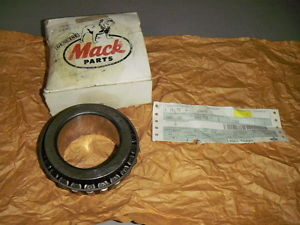 Timken 5755 Standard Precision Tapered Roller Bearing Single Cone Mack 62AX42