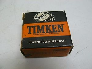 LOT OF 2 NEW TIMKEN LM11710 TAPERED ROLLER BEARING CUP