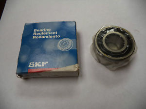 SKF 5204A Double Row Ball Bearing 5204-A 15577563 ID 20 mm OD 47 mm Thick 20.6mm