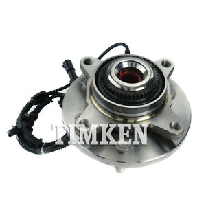 Wheel Bearing and Hub Assembly Front TIMKEN SP550217 fits 2010 Ford F-150