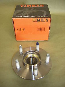 Timken Axle Bearing & Hub Assembly Front- Crown Victoria Town Car Grand Marquis