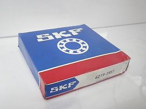 SKF 6219-2RS1 6219-2RS1 deep groove ball bearing *NEW IN BOX*