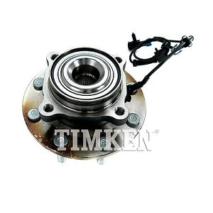 Wheel Bearing and Hub Assembly Front TIMKEN SP580313