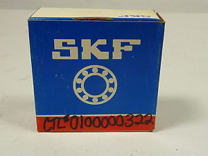 SKF 2306E-2RS1 Sealed Ball Bearing 30x72x27mm ! NEW !