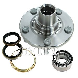 Wheel Bearing & Hub Assembly fits 1983-1991 Toyota Camry TIMKEN