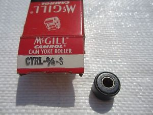 MCGILL CYRL-3/4-S CAM FOLLOWER – NOS