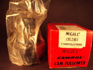 McGill CFL 2 SB 3,Stud Cam Follower CFL2SB3,(CF 2 SB 3)