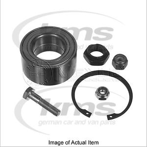 WHEEL BEARING KIT AUDI 80 (81, 85, B2) 1.8 CC quattro (85Q) 93BHP Top German Qua