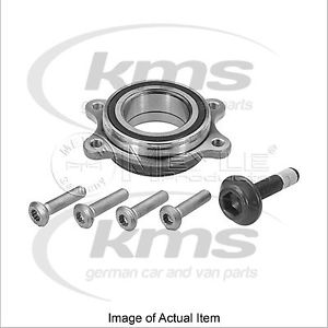 WHEEL BEARING KIT AUDI A4 Estate (8K5, B8) 3.2 FSI 265BHP Top German Quality