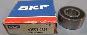 SKF 63001-2RS1 Bearing 311D